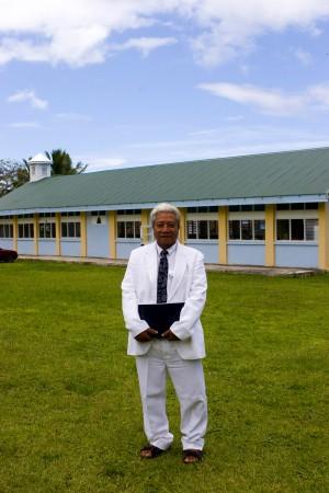 Taso Tukunou, the bell toller