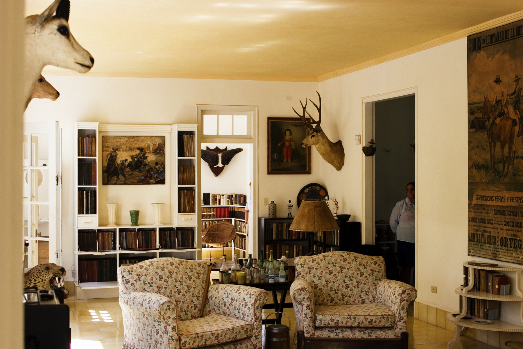 Finca la vigia and hemingway in cuba Ernest hemingway inspired decor