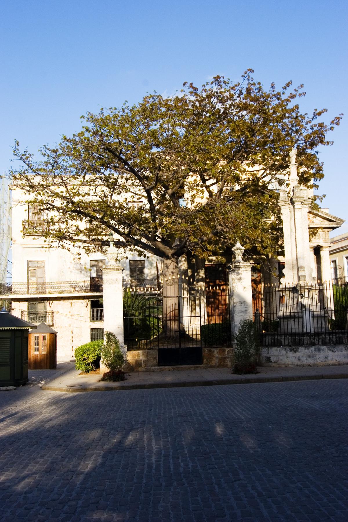 El Templete Cuba.