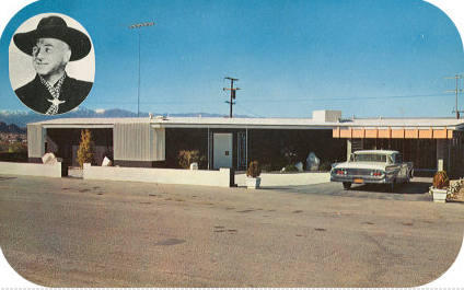 The Hoppy House in the early '60s.