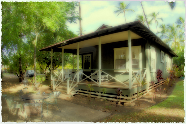 view from locationphotodirectlink plantation hawaii waimea cottages cottage kauai picture of pool deck