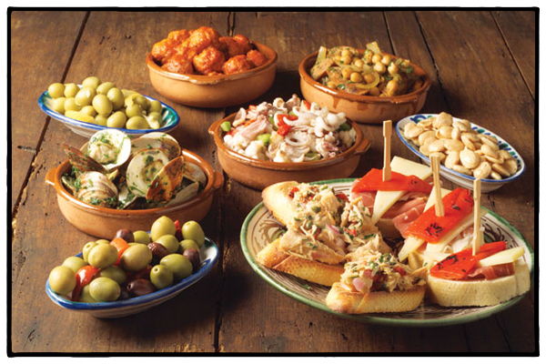 10 Best Traditional Spanish Tapas Davidlansing Com