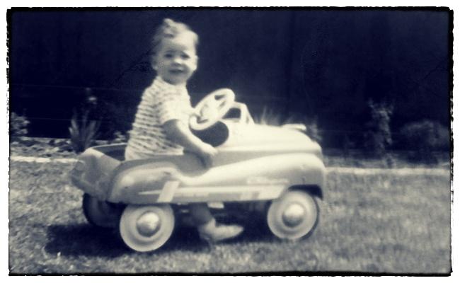 David Lansing, 15 months