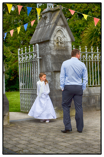 First Communion in Ireland