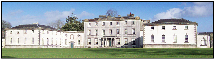 Strokestown House, Ireland