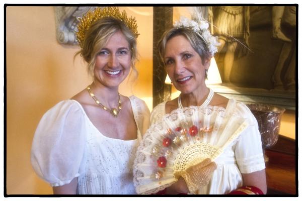 Ballyfin costumes
