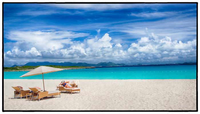 Cap Juluca beach