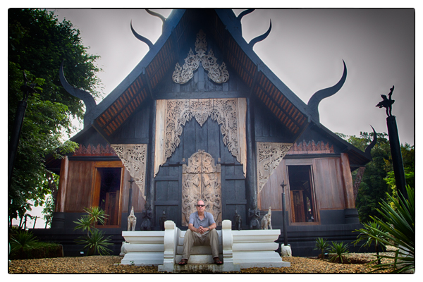 Black House, Chiang Rai